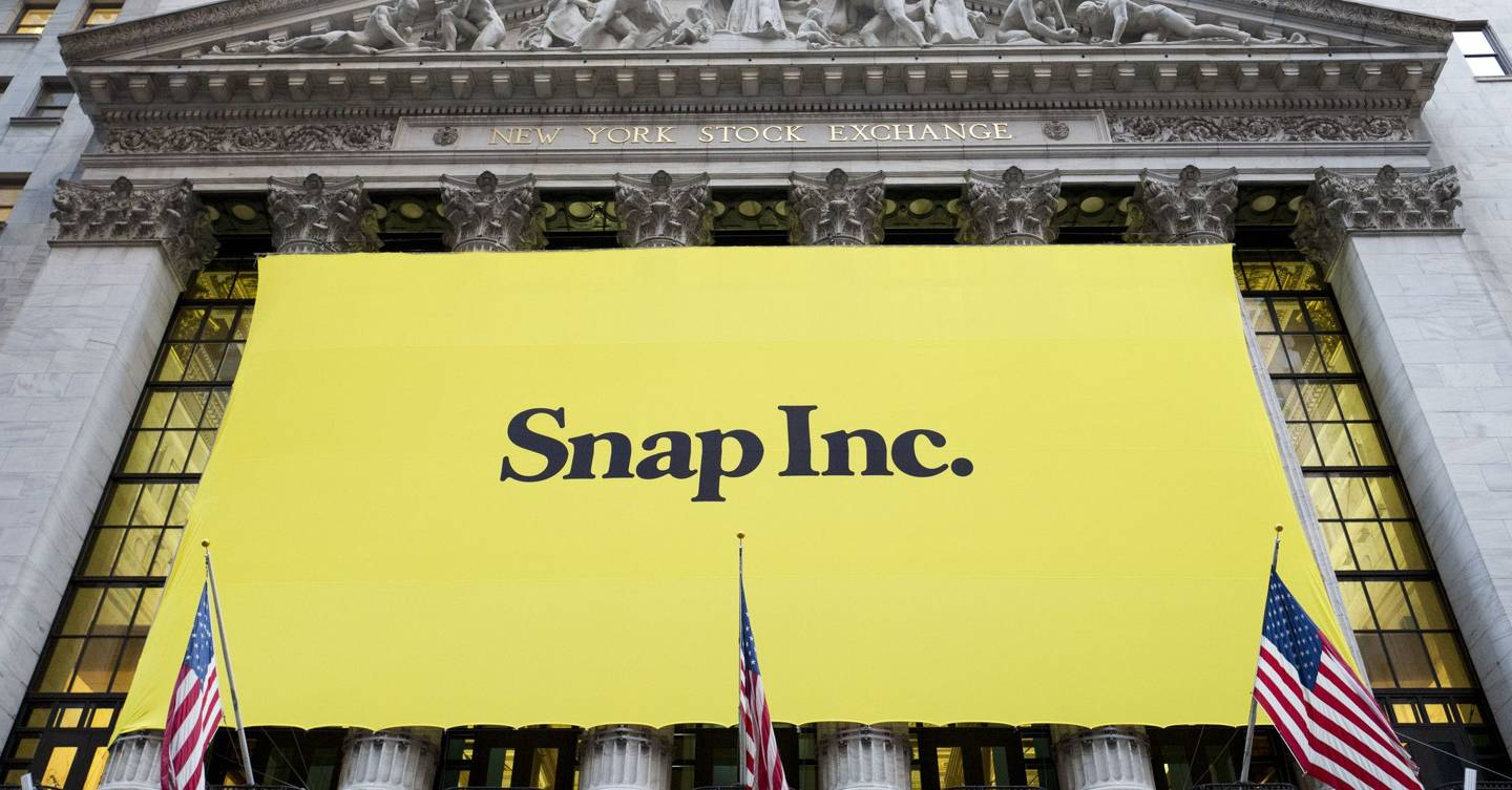 Snapchat ipo date and price tday
