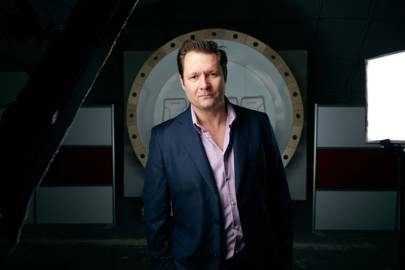 Dirk Ahlborn, chief executive officer, Hyperloop Transportation Technologies