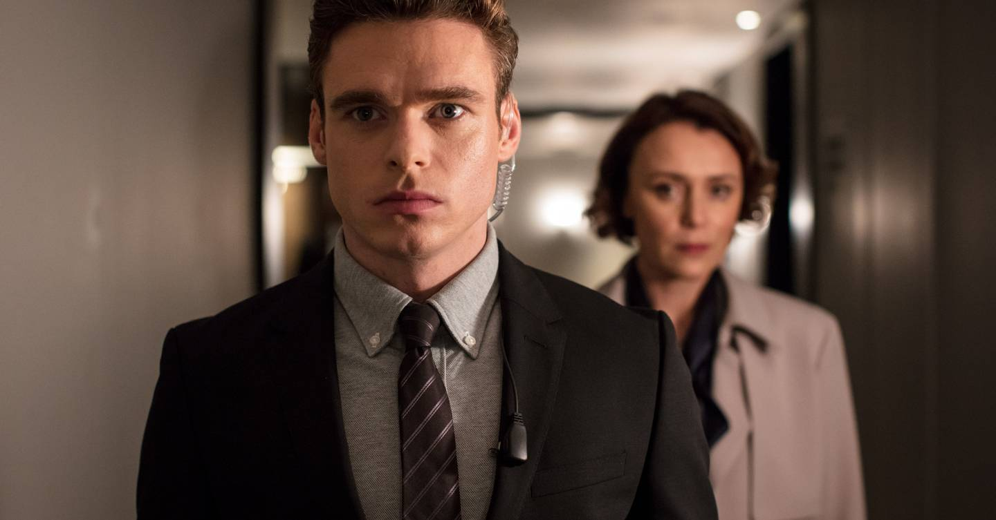 How realistic is Bodyguard? A real Personal Protection