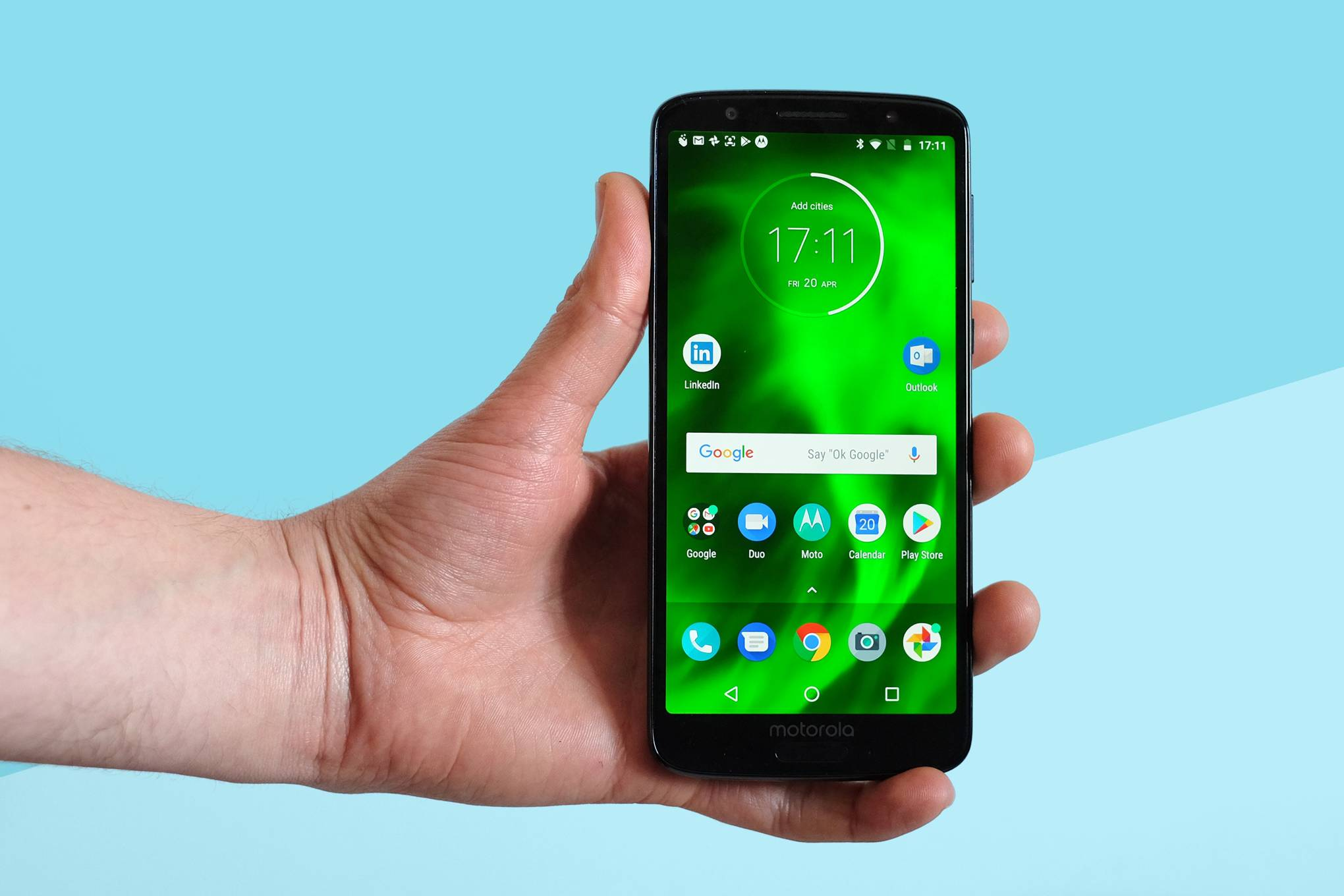 The Moto G6 exposes the identity crisis plaguing Android's