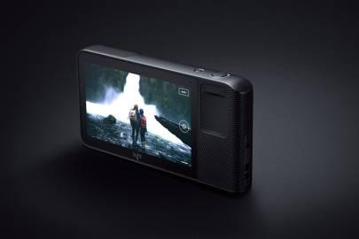 Light L16 multi-aperture computational camera