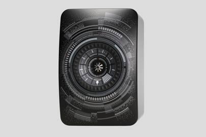 2.Audio: KEF LS50 Wireless Nocturne by Marcel Wanders