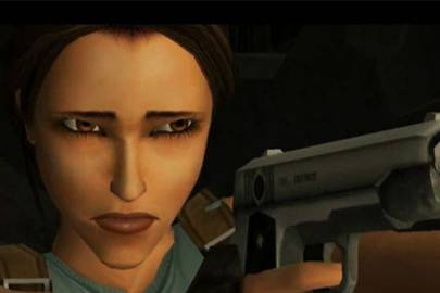 Lara Croft - 2007