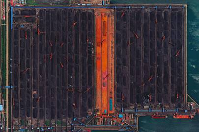 The dizzying scale of the world's largest coal hub