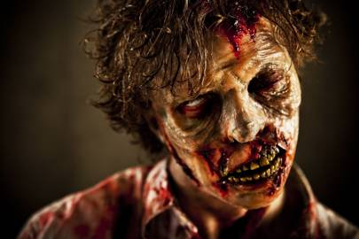 It would take just 100 days for a zombie infection to decimate the world's population