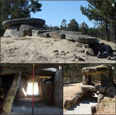 6,000-year-old 'telescope' discovered in Portuguese tombs