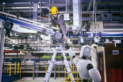 The robot will use artificial intelligence, machine learning and advanced sensors to assist engineers autonomously