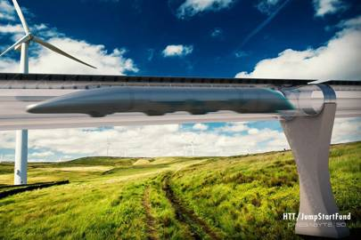 Hyperloop Transportation Technologies is a company formed to design and eventually build the fanciful transportation system envisioned by Tesla and SpaceX CEO Elon Musk