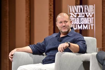 Apple's chief design officer Jony Ive