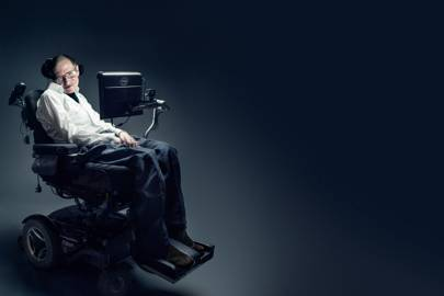 Giving Stephen Hawking a voice