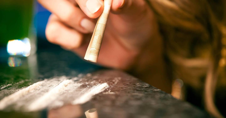 How many teens use cocaine