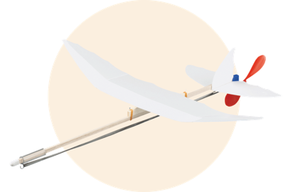 Yoshida Avion de Pénaud Plane