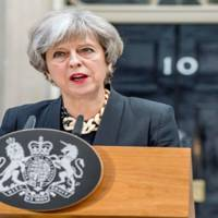 The Rt Hon Theresa May