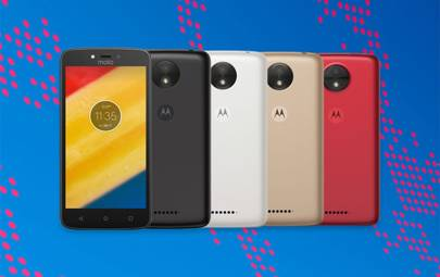 Lenovo Motorola Moto C