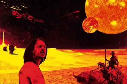 Disney's mission to Mars