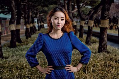 Yeonmi Park defected to China in 2007 when still a teenager. She is now an activist who regularly writes about her experiences in North Korea and has spoken at TEDx, the One World Summit and Oslo Freedom Forum