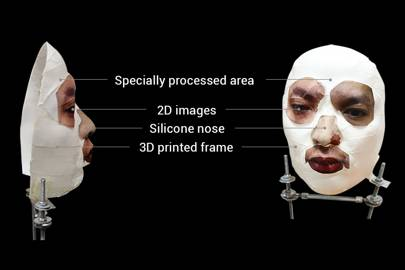 Hackers just broke the iPhone X's Face ID using a 3D-printed mask