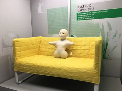 The Science Museum's Robots exhibition gives some unsettling truths about humanity