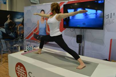 Top health and fitness tech from CES 2015