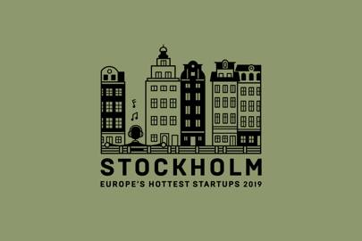 The hottest startups in Stockholm
