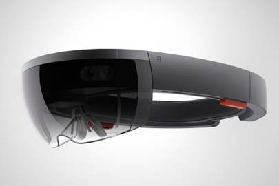 Microsoft's HoloLens fuses the virtual world with the real