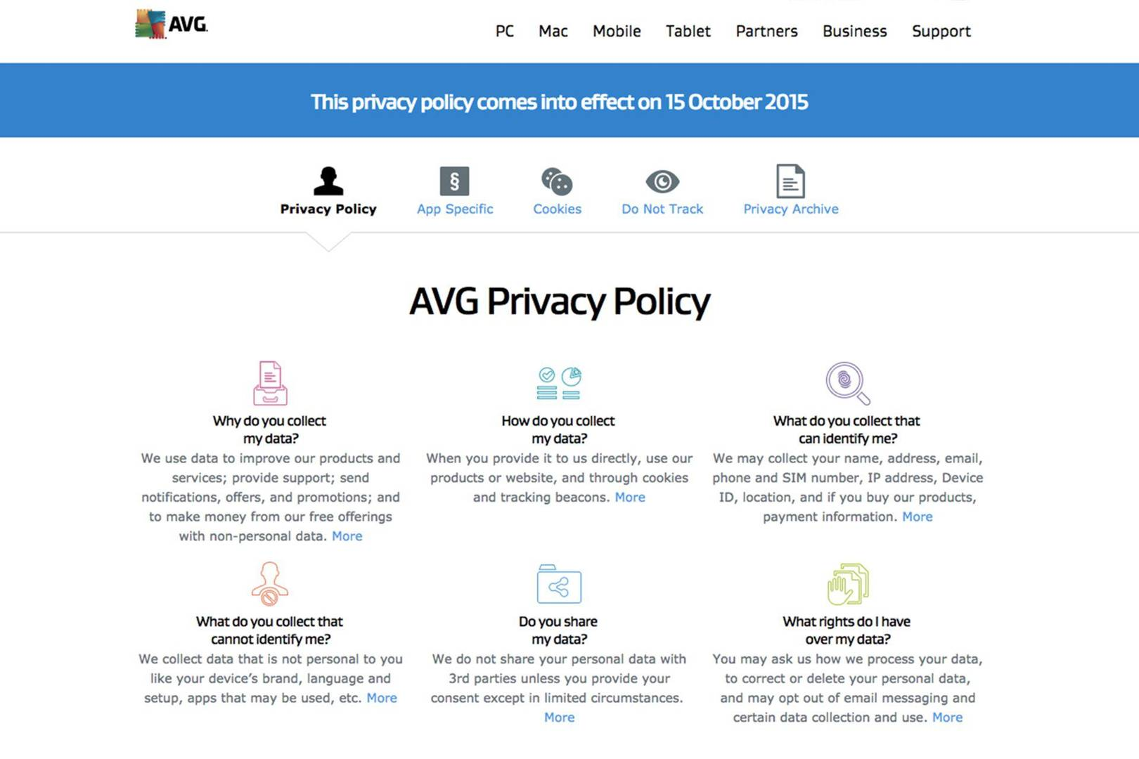 avg free secure browser