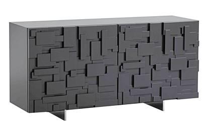 Shadowy sideboard