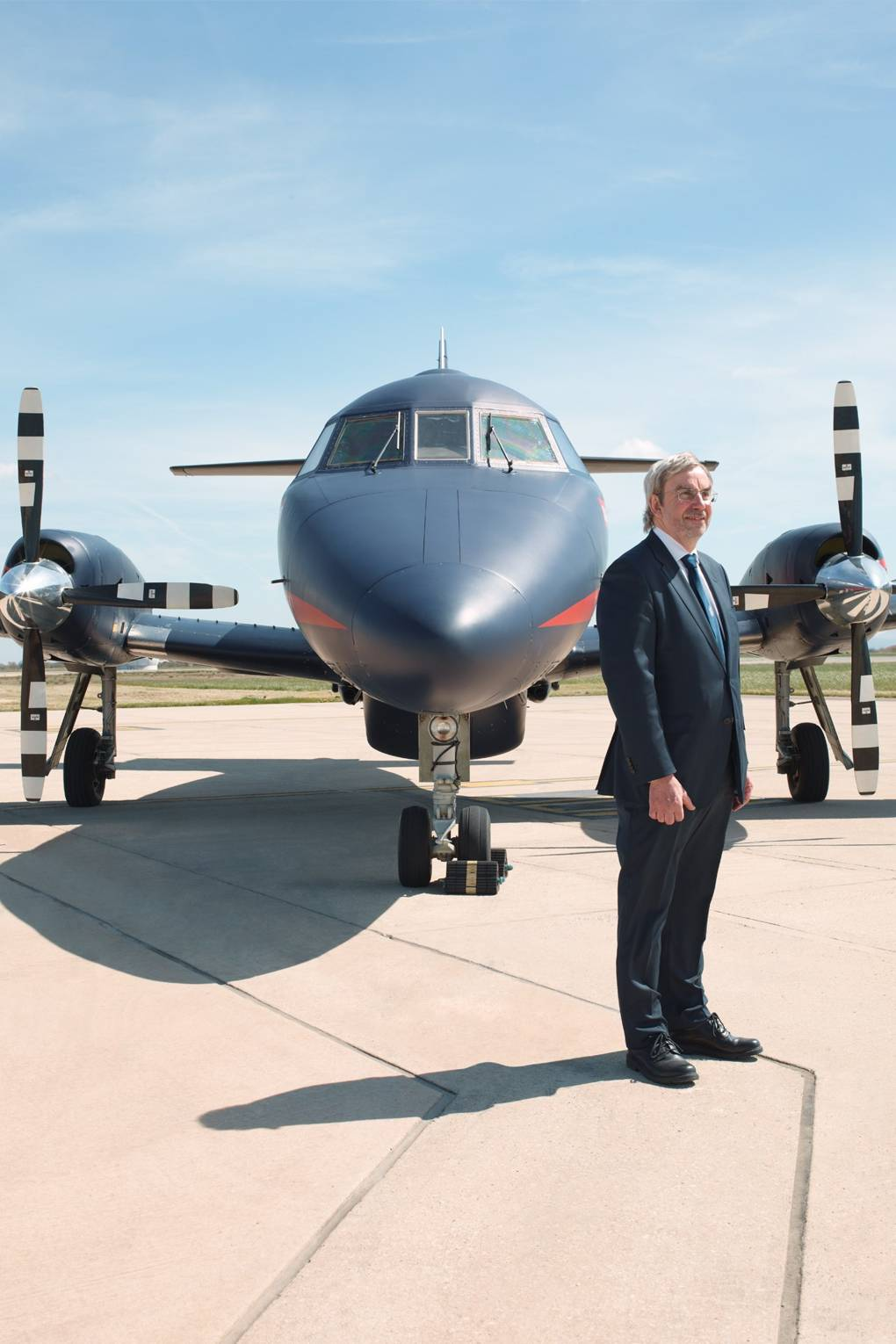 Meet the man who flies planes from the ground | WIRED UK