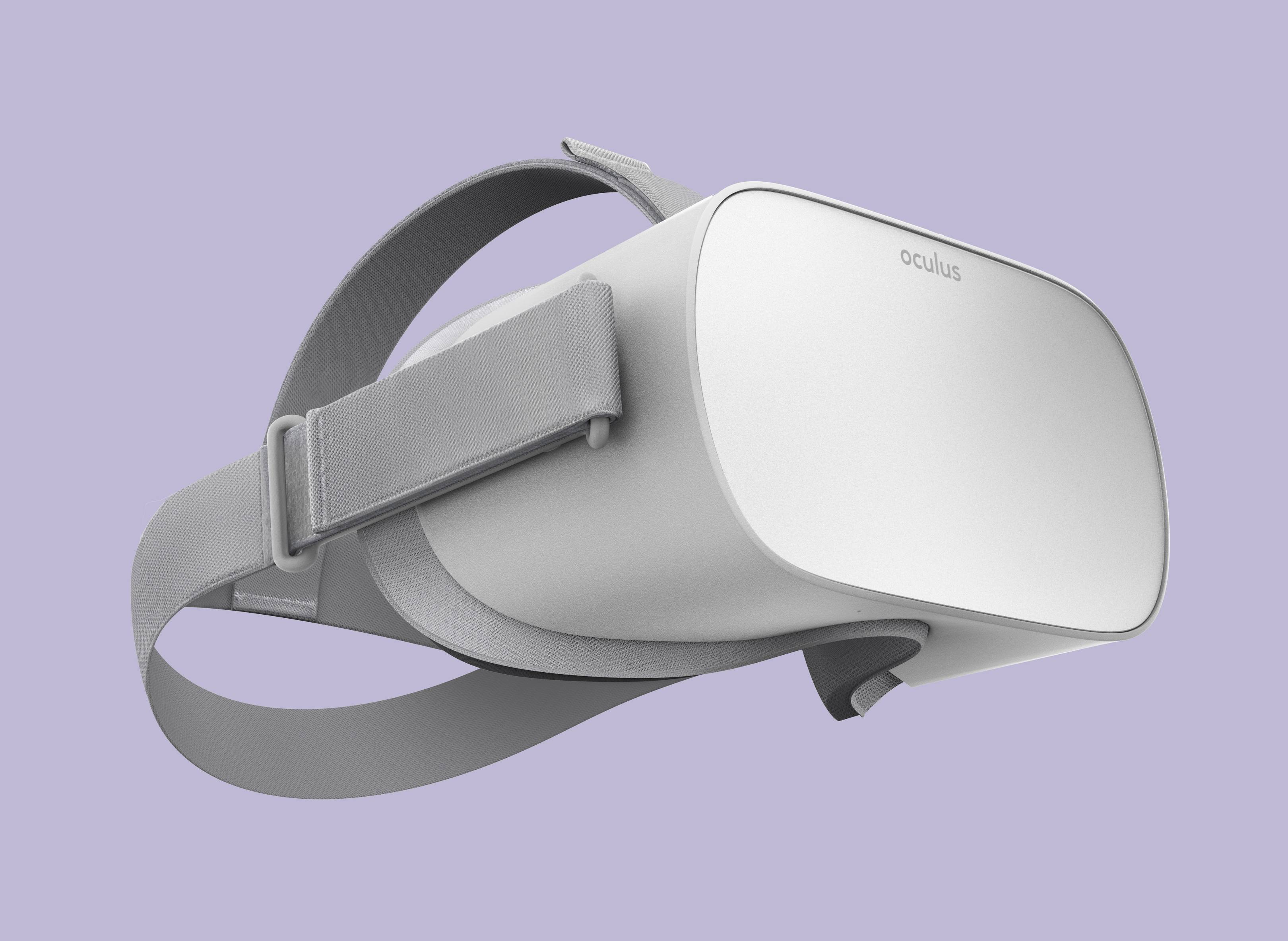 Oculus Go review: a big step towards a cordless VR future | WIRED UK