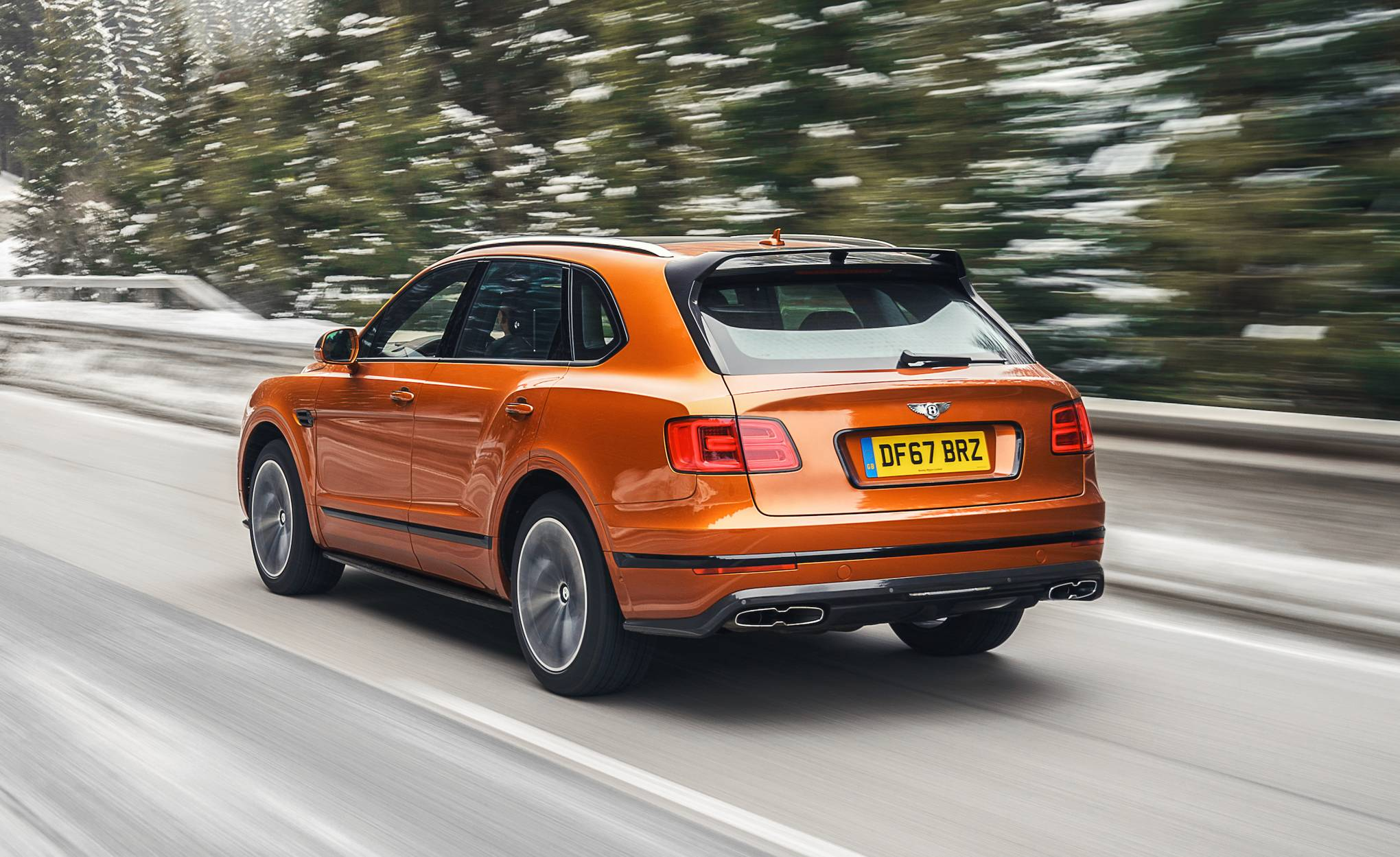 Bentley Bentayga V8 The Next Bentley Could Be Fully Autonomous Wired Uk