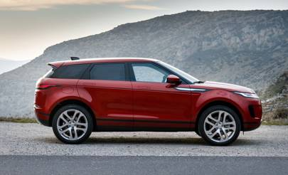 The new Range Rover Evoque has substance to match its style