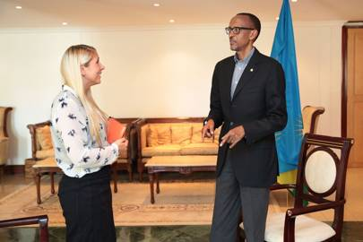 Exclusive: Rwanda's 'digital president' Paul Kagame on technology's role in Africa's future