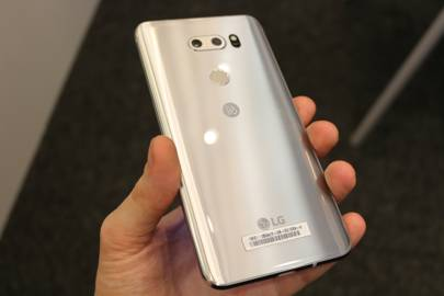 Can LG's V30 claim Samsung's Android smartphone crown? | Blog | Buy
