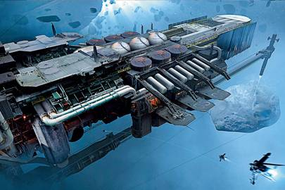 How 400,000 people crowdfunded Star Citizen game