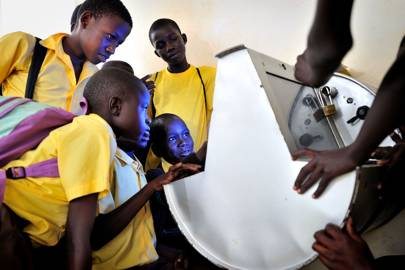 UN invests $9m in 'open source' tech to save children's lives