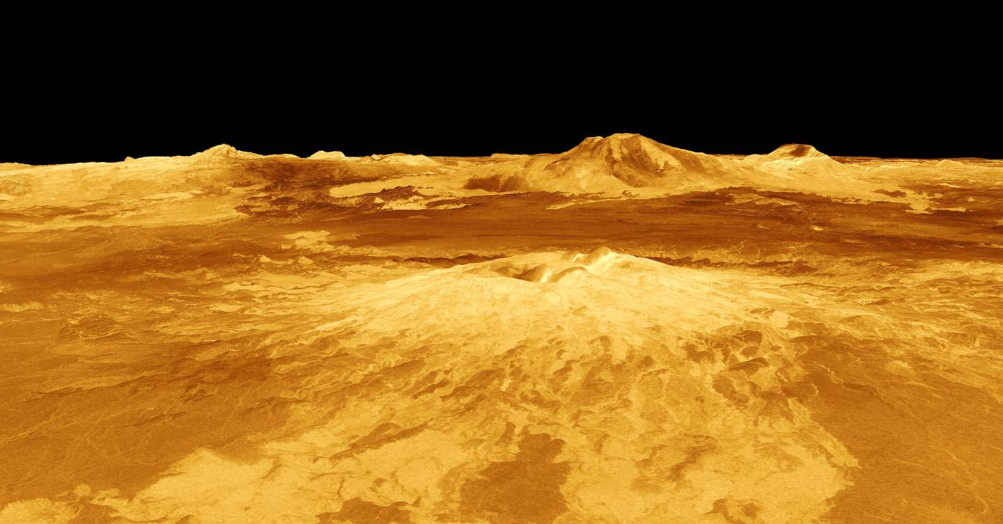 Scientists found signs of life on Venus. Now they're not so sure