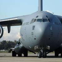 C17 aircraft