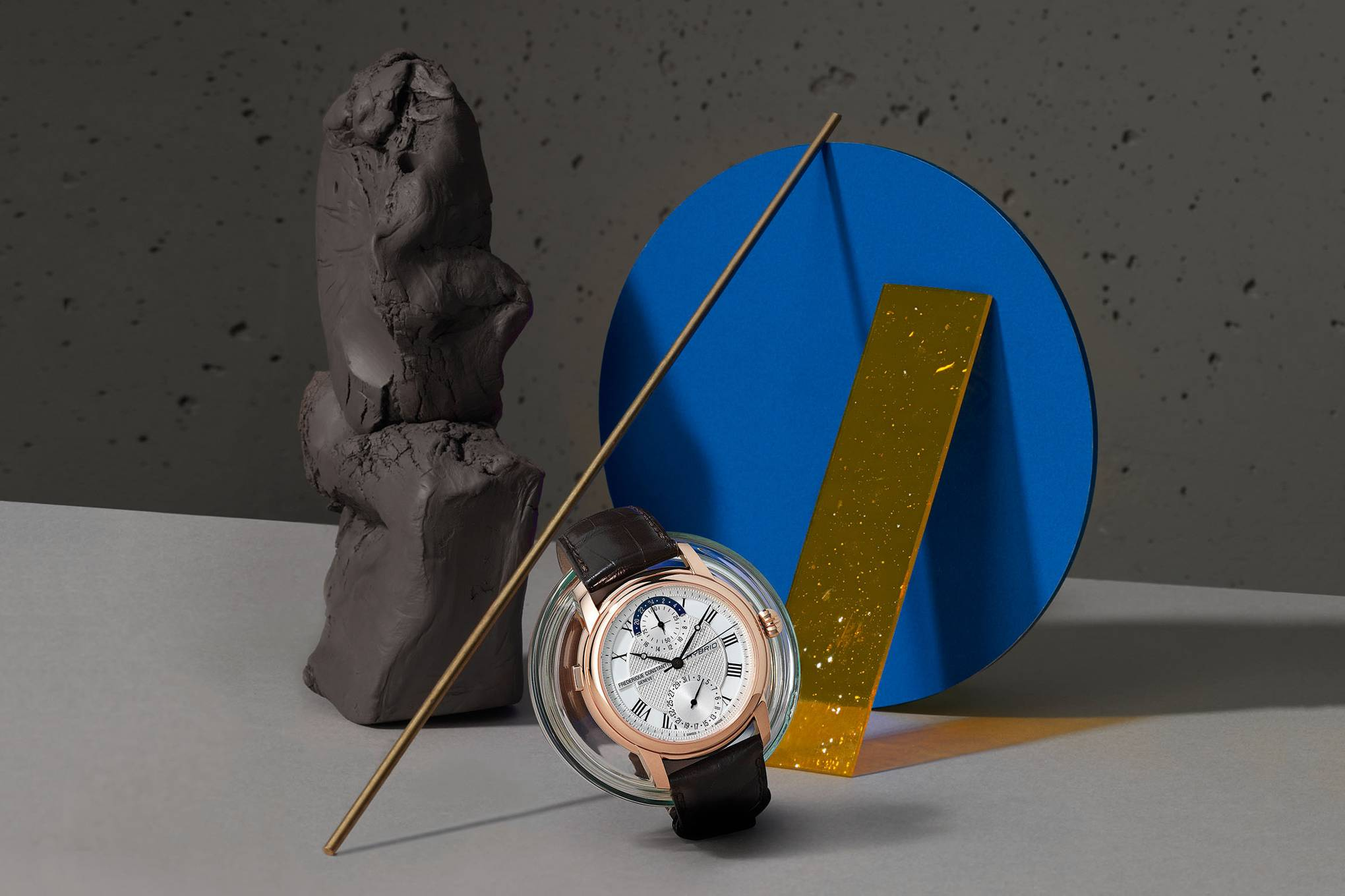 Watchmakers are close to getting an atomic clock on your