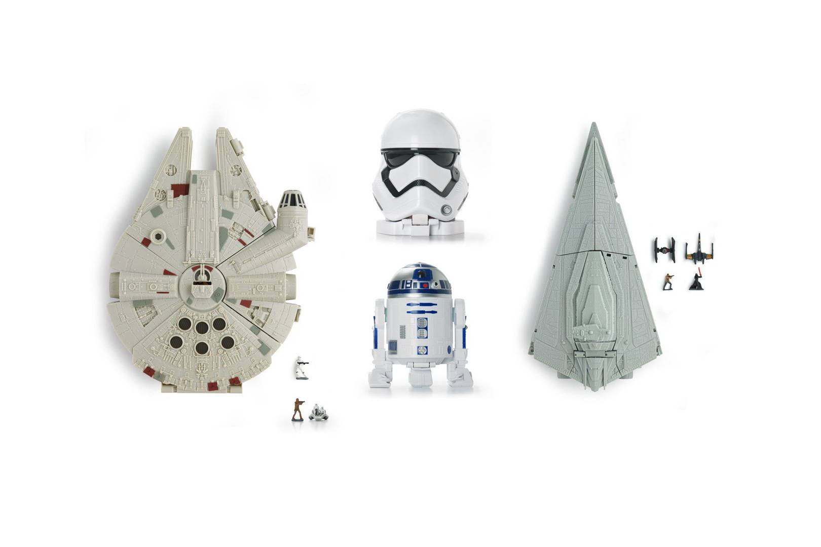 b502952c1 Star Wars: The Force Awakens toys: figures, lightsabers, guns and more |  WIRED UK