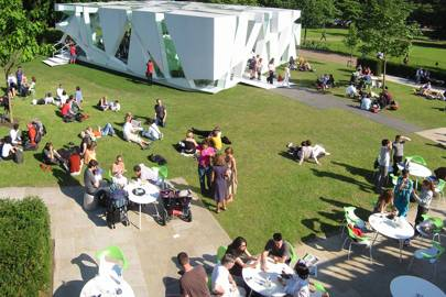 Serpentine Gallery Pavilion, 2002, London, UK