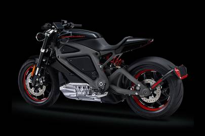 The LiveWire, Harley's all-electric two-wheeler