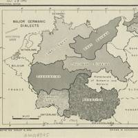 1942 German dialects