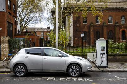 Why the UK's lagging behind in the booming electric car revolution