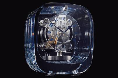 9.Clock : Jaeger-LeCoultre Atmos 568 By Marc Newson