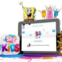 Sky Kids app offline viewing