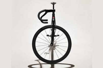 Stripped-down cycling