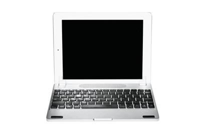 13. iPad keyboard