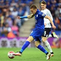 Jamie Vardy football