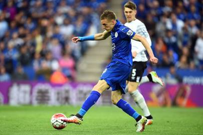 Jamie Vardy football