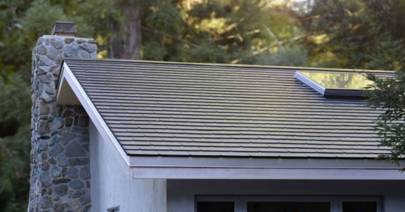 Tesla Fits The First Houses With Solar Roof Panels Wired Uk